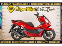 2015 65 HONDA PCX125 EX2-F 125CC 0% DEPOSIT FINANCE AVAILABLE