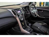 2015 Hyundai i30 1.4 Classic Petrol blue Manual
