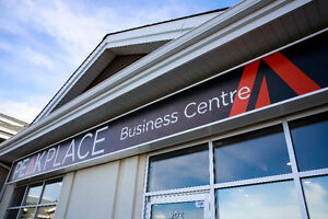 Airdrie: Peak Place Business Centre Private Offices Available!