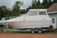 1993 Century 25' Cruiser  REDUCED FROM $16,500 TO $15,000.