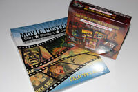 MOVIE POSTER-COLLECTION-ALBUM+CARD DISPLAY BOX (NEUF/NEW SEALED)