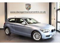 2014 14 BMW 1 SERIES 2.0 116D SE 3DR 114 BHP DIESEL