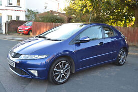 Honda Civic 2.2i-CTDi 2010 Si, 106K MILES, FULL S/HISTORY, SEP MOT, 2 OWNER
