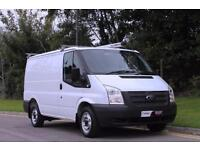 2012 12 Ford Transit 2.2TDCi ( 100PS ) 260S ( Low Roof ) 260 SWB LOW MILES