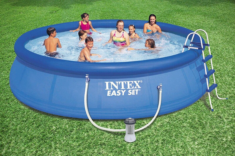 How To Vacuum An Intex Above Ground Pool