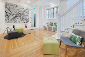 Rooms for rent at new student housing in downtown Montreal