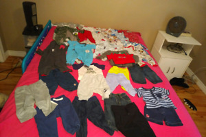 Lot of 3 to 6 month baby boy clother , never worn.