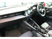 2021 Audi A3 SALOON 35 TFSI S line 4dr S Tronic Auto Saloon Petrol Automatic