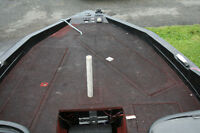 bass boat 1990 120 hp moteur remonter a neuf