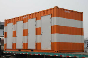 Shipping Container Houses and Modifications