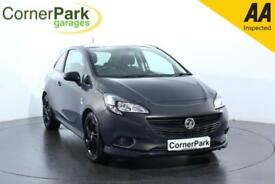 2015 VAUXHALL CORSA LIMITED EDITION HATCHBACK PETROL