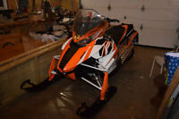 2013 ARTIC CAT F800 SNOW PRO