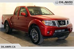 2016 Nissan Frontier King Cab PRO-4X 4X4 6sp
