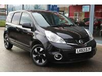 2013 NISSAN NOTE 1.4 N Tec+ NAV, LEATHER, B TOOTH and 16andquot; ALLOYS