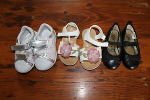 Box Lot of Size 6 Girl's Shoes