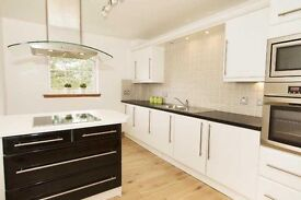 Beautiful unfurnished, 2 bed 1st floor flat with view to rent in Deer Park, Livingston