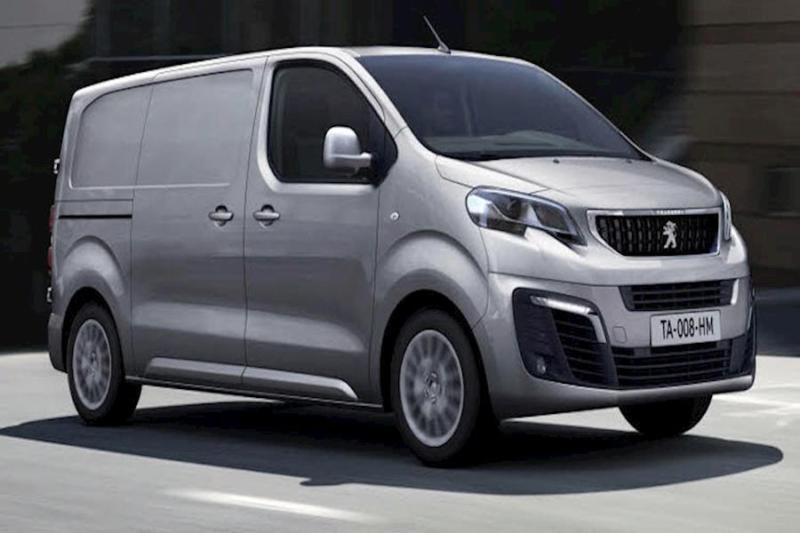 New Peugeot Expert Professional Standard 95ps