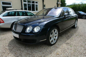 2007 Bentley Continental 6.0 auto 2007MY Flying Spur
