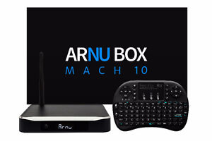 ARNU Box Android & Pure Linux Media Player's