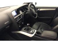 Black AUDI A5 SALOON 1.8 2.0 TDI Diesel SPORT S LINE FROM £72 PER WEEK !