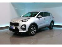2020 Kia Sportage 1.6 T-GDi 2 AWD (s/s) 5dr SUV Petrol Manual
