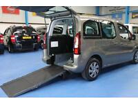 Citroen Berlingo 1.6e-HDi Airdream Automatic Wheelchair Car Auto Mobility access