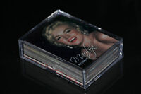 MARILYN MONROE-COLLECTION-CARTES/CARDS-BOX SET (NEUF/NEW)