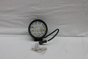 SALE Round Work Light LED Work Light with Plug and Play Harness