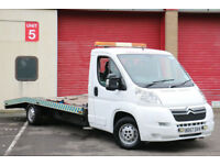 Citroen Relay 2.2HDi RECOVERY TRUCK CAR TRANSPORTER FLATBED TRAILER