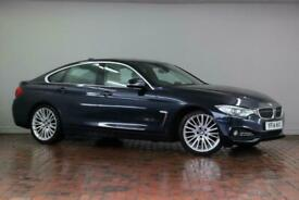 image for 2014 BMW 4 Series 428i Luxury 5dr Auto [Professional Media] Coupe Petrol Automat