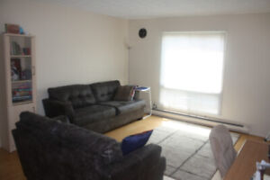 Very nice two bedroom apartment in Saint John close to UNB
