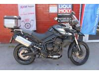 2012 TRIUMPH TIGER 800 XC *FINANCE AVAILABLE, FREE UK DELIVERY*