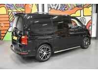 VW TRANSPORTER T6 T30 SWB 2.0TSi 204PS DSG KOMBI HIGHLINE SPORTLINE PK BLACK