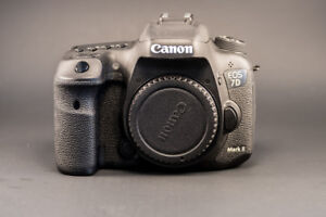 Canon 7D MKII + objectif sigma