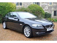 BMW 520 2.0TD 2012 d SE, 49K MILES, FULL S/HISTORY, NEW MOT, EXTRAS
