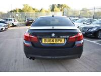 2014 64 BMW 5 SERIES 3.0 530D M SPORT 4D AUTO-1 OWNER-19