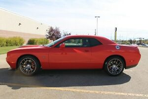 2016 DODGE CHALLENGER SRT8 6.4 IN GO MANGO, GORGEOUS !! 16CL1729
