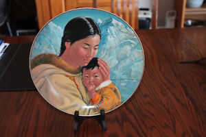 COLLECTIBLE PLATE - MOTHERHOOD