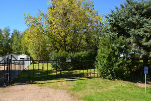 North Buck Lake - Land for sale with bunk house