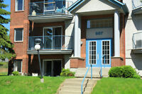 4 1/2 Furnished apartment for rent Chomedy Laval($1150) June 1st