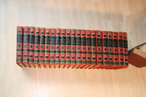 Old Set of Encyclopedias (Sussex) Great for crafts, see examples