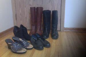 Shoes to give away