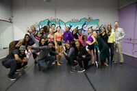 UNIQUE Dance Workshop Open to ALL ages & experience levels !