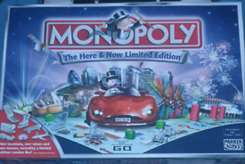 MONOPOLY The Here & Now Limited Edition