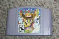 Mario Party 2 Nintendo 64 game