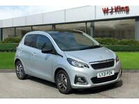 2021 Peugeot 108 1.0 ALLURE Hatchback PETROL Manual