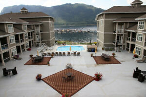 Shuswap lake vacation condo Sicamous BC Mara Lake July 7-15 avai