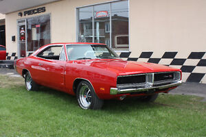 Dodge Charger RT 1969    440PC