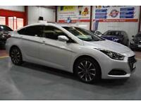 2017 17 HYUNDAI I40 1.7 CRDI SE NAV BLUE DRIVE 4D AUTO 139 BHP DIESEL