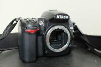 Nikon D7000 with 50mm F/1.4 lens